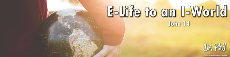 E-Life to an i-World